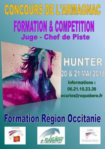 Formation Juge Hunter