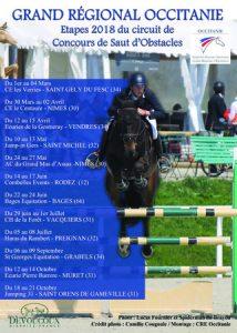 Grand Régional CSO - Bages Equitation
