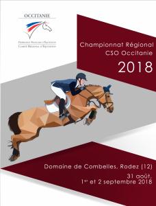 Championnat Régional CSO Occitanie 2018