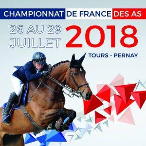 Championnat de France des As du 26 au 29 juillet 2018