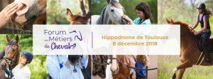 Forum des métiers du cheval - Toulouse - 8 décembre 2018